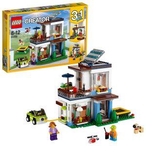Lego Creator Casa modular moderna