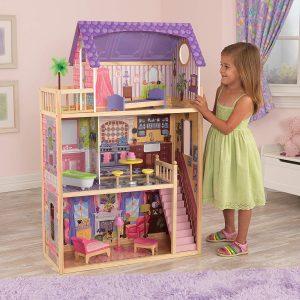 Casa de muñecas Kayla KidKraft de madera