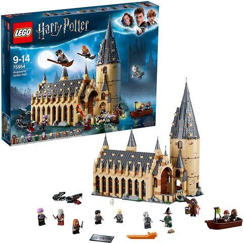 Gran Comedor de Hogwarts - Lego Harry Potter