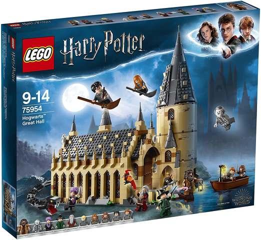 Gran Comedor de Hogwarts - Harry Potter