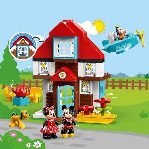 LEGO DUPLO Disney - Casa de Vacaciones de Mickey