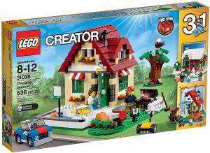 Lego Creator Creator-31067 casa Modular con Piscina