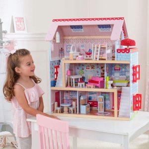 Casa de muñecas Chelsea KidKraft