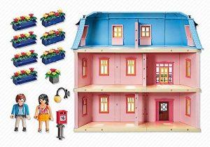Casa de muñecas romántica de PlayMobil