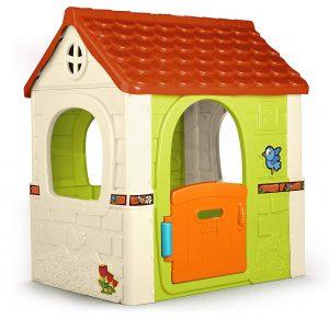 Fantasy House Casa de Juegos Tradicional de plástico -FEBER