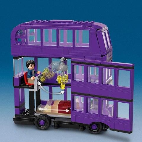 Autobús Noctámbulo de Lego Harry Potter