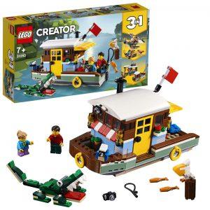 LEGO Creator - Casa Flotante del Río