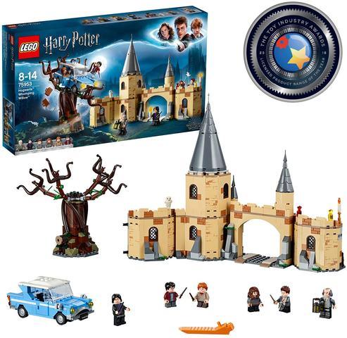 Sauce Boxeador de Hogwarts - Lego Harry Potter
