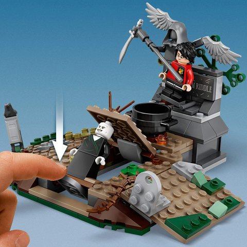 Alzamiento de Voldemort - Lego Harry Potter
