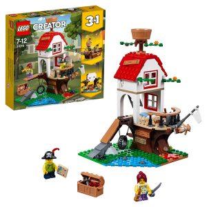 LEGO Creator - Tesoros de la Casa Árbol