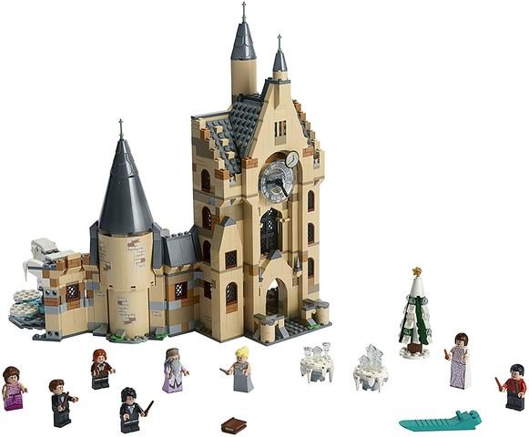 Torre del Reloj de Hogwarts - Harry Potter