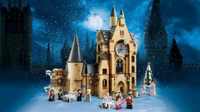 Torre del Reloj de Hogwarts - Lego Harry Potter