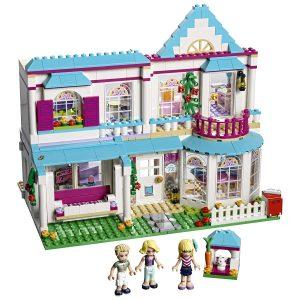 LEGO- Casa de Stephanie Heartlake