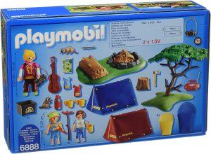 Campamento de Verano de PlayMobil