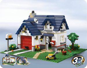 LEGO Creator - Casa de ensueño (5891)