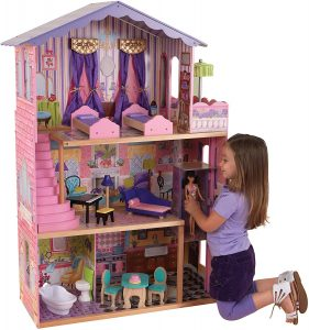 Mansion Casa de muñecas de madera KidKraft My Dream