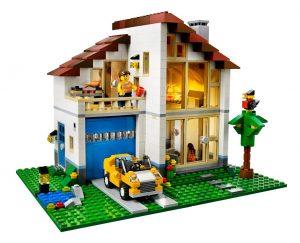 casas de lego