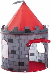 Castillo infantil de tela plegable