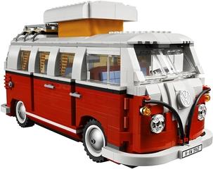 Furgoneta Volkswagen T1 de Lego