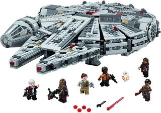 Halcón Milenario de Lego Star Wars