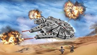 Halcón Milenario - Lego Star Wars
