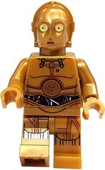 Figura C3PO - Lego Star Wars