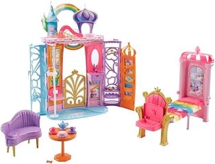 Palacio de muñecas Barbie Chelsea Dreamtopia