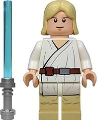 Figura Luke Skywalker - Lego Star Wars