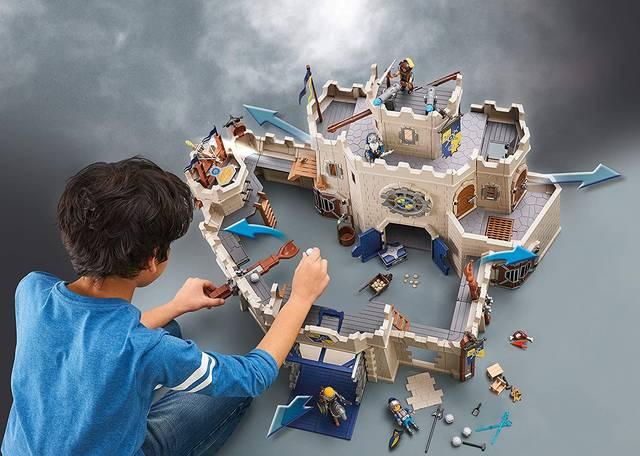 Gran Castillo de Novelmore de Playmobil