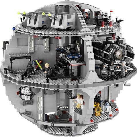 Estrella de la muerte - Lego Star Wars
