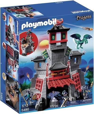 Fortaleza Secreta del dragón - PlayMobil Dragones