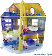 Casa de juegos Peppa Pig