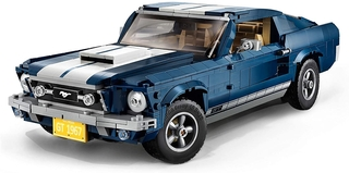 Ford Mustang de Lego