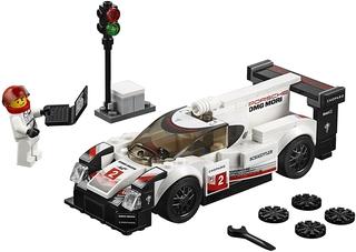 Porsche 919 Hybrid de Lego