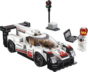 Coches de Lego - Porsche 919 Hybrid - Lego Speed Champions