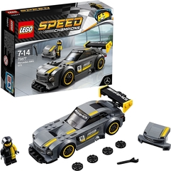 Coches de Lego - Mercedes-AMG GT3 - Lego Speed Champions