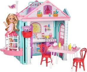 casa de muñecas Barbie Chelsea