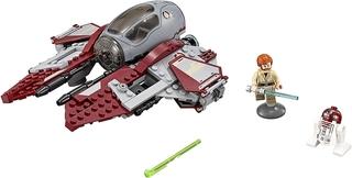 Interceptor Jedi de OBI WAN - Lego Star Wars