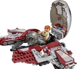 Interceptor Jedi de OBI WAN de Lego Star Wars