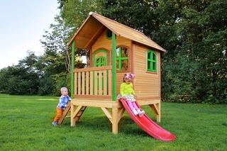 Casita de Juego TOM de madera para los niños