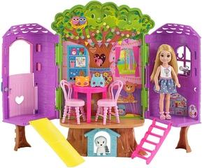Casita del Árbol Barbie Chelsea