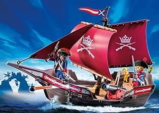 Barco Patrulla de Soldados - Playmobil Piratas- 4.1