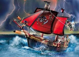 Barco Pirata Calavera - Playmobil Piratas - 1.1