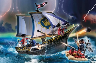 Carabela - Playmobil Pirates - 3.1