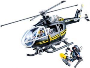 Helicóptero de policía - Playmobil - 4.2