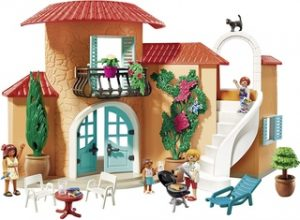 Family Fun Chalet de PlayMobil