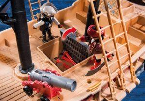 Barco Corsario - Playmobil