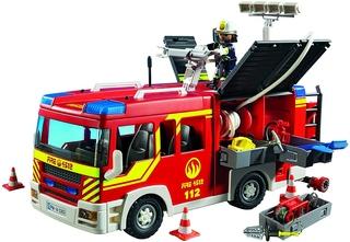 Camión de Bomberos con luces y sonidos – Playmobil