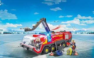 Camión de Bomberos de Aeropuerto – Playmobil