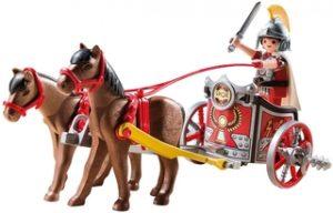 Carro de Caballos Romano Playmobil